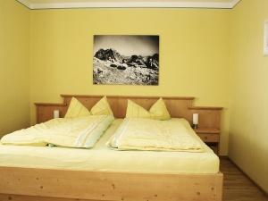 Schlafzimmer (zwei) Ferienhaus Viehweid