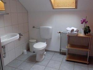 Badezimmer - Fereinwohnung Boladera
