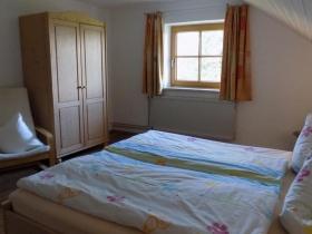 Schlafzimmer - Ferienwohnung Boladera