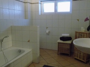 Ferienhaus Hennastall |Badezimmer