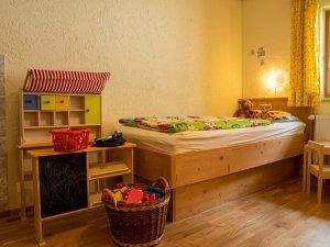 Ferienhaus-viehweid kinderzimmer