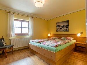 Ferienhaus-viehweid schlafzimmer