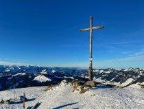 Winter auf dem Riedbergerhorn
