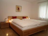 FeWo Gipfelblick Schlafzimmer