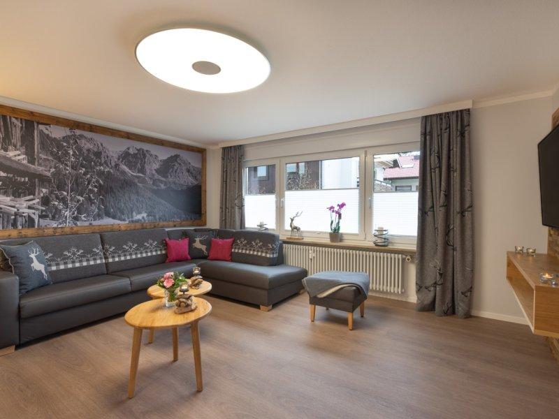 Wohnung Hirsch in Oberstdorf/Allgäu