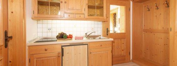 FeWo 2 - Küche