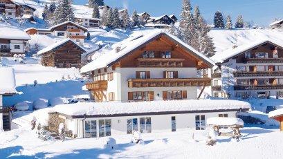 Haus Hörmann Vorne - Winter