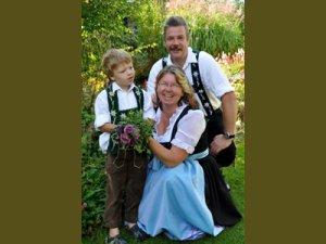 Ihre Gastgeber Familie Trautmann