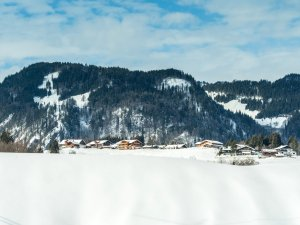 Winter in Oberstdorf