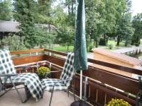 Wohnung am Fuggerpark - Balkon -