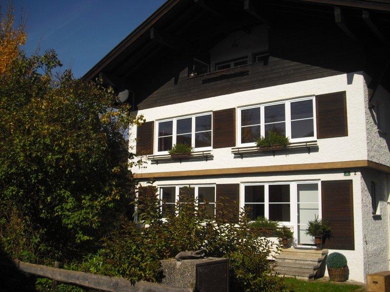 Haus Idler - Südseite
