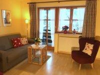 Wohnzimmer Wohnung Rubihorn