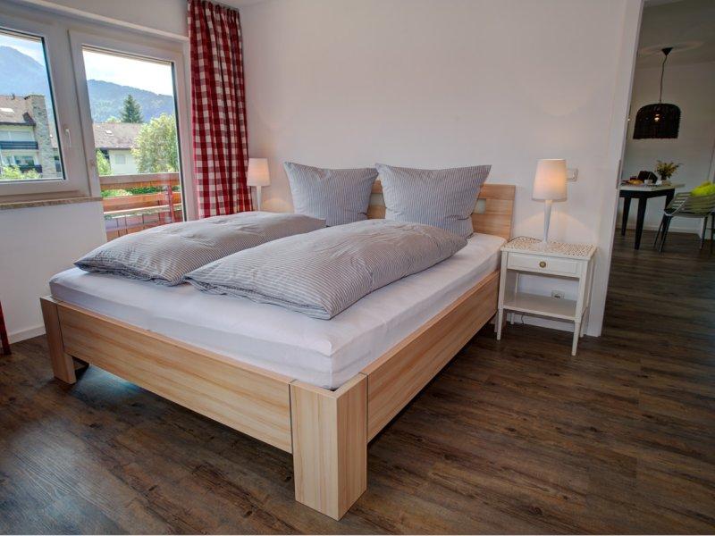 Schlafzimmer zum Kuscheln