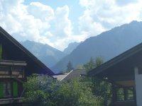 Aussicht Balkon Wohnung 2 P1050888