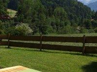 Garten Ferienwohnung Enzian