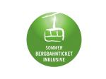 Bergbahn inklusive Sommer