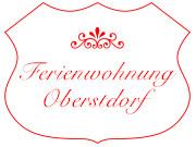 Logo Ferienwohnung Oberstdorf Rot