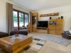 Sommerwiese - Wohnraum mit Kachelofen