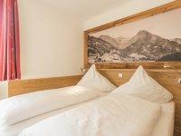 Schlafzimmer / Doppelbett
