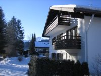 Haus Balkon