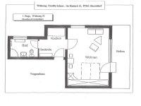 Grundrissplan FeWo Oberstdorf