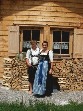 Andreas und Theresia Schwarz