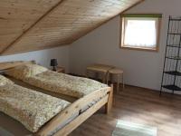 Schlafzimmer 2 Wohnung Smaragd