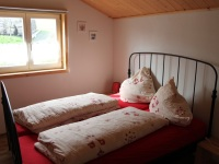 Schlafzimmer 1 Wohnung Rubin