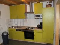 Küche Wohnung Smaragd