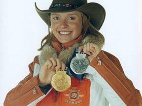 Salt Lake City 2002 - Evi Medaillen (c) Stockklauser