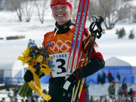 Salt Lake City 2002 - Evi Silber Sprint (c) Hemmersbach