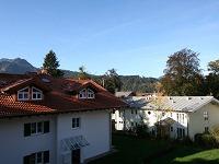 Blick vom Balkon nach Südwest