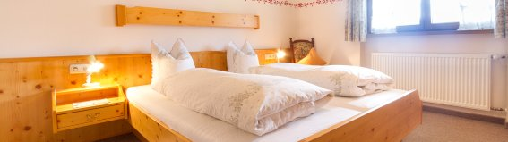 Schlafzimmer - Ferienwohnung 4