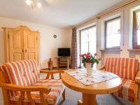 Wohnzimmer - Ferienwohnung 2