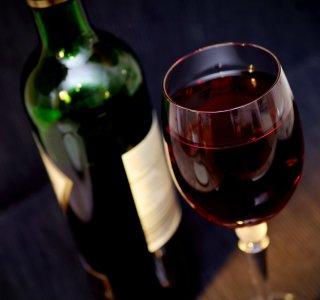 Wir bieten Ihnen eine Auswahl guter Weine