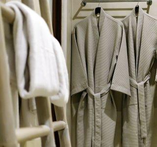 Handtücher werden alle 5 Tage gewechselt