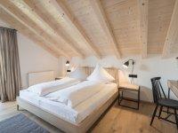 Schlafzimmer Ferienwohnung Gams