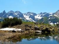 unsere Berglandschaft