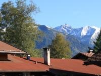 Blick vom Balkon Richtung Süd-Ost