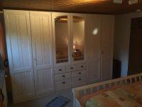 Ferienwohnung Voss Meißner Schlafzimmer