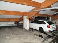 Parkgarage ...mit direktem Zugang ins Treppenhaus