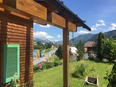 Ferienwohnung im Tannheimer Tal