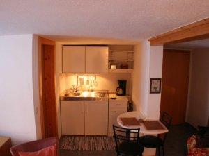 Wohnküche Appartement Nord