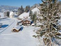 Ferienwohnungen Bergheimat
