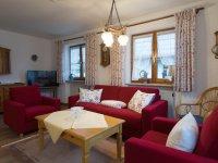 2Ferienwohnung155 Oberstdorf Wohnzimmer