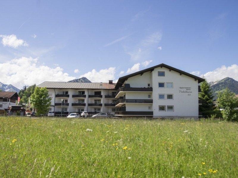 16Haus Nebelhornappartementhaus