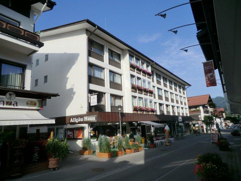 15Ferienwohnung237 Oberstdorf Hausbild