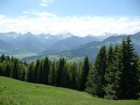 Ausblick Gaißberg