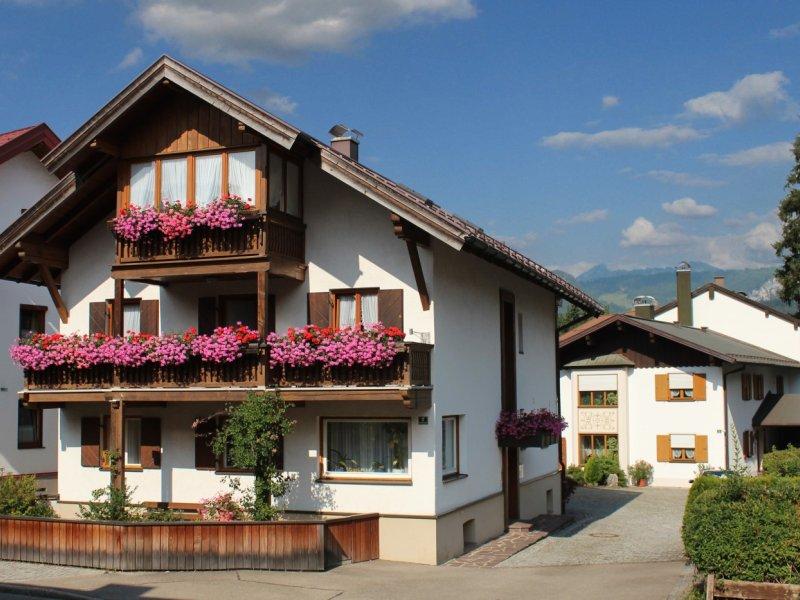 Ferienhäuser Trettachstraße 7 und 7a