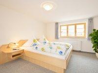 Schlafzimmer - FeWo Edelweiss